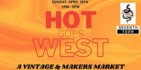 HOT Goes West tickets