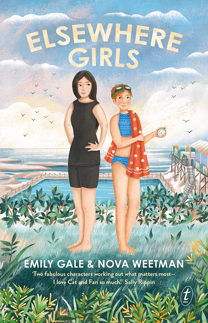 Book Launch: Elsewhere Girls by Emily Gale & Nova Weetman image