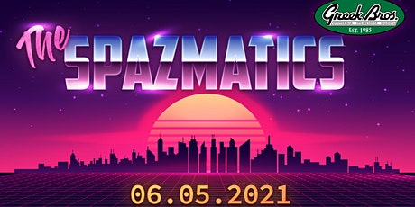 The Spazmatics tickets