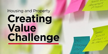 Creating Value Challenge Launch tickets