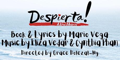 Despierta! (20 By 20 Fringe) tickets