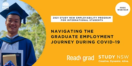 Navigating the graduate employment journey during COVID-19 tickets