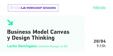 AticcoLab Workshop Sessions | Business Model Canvas y Design Thinking tickets