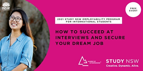 How to succeed at interviews and secure your dream job tickets