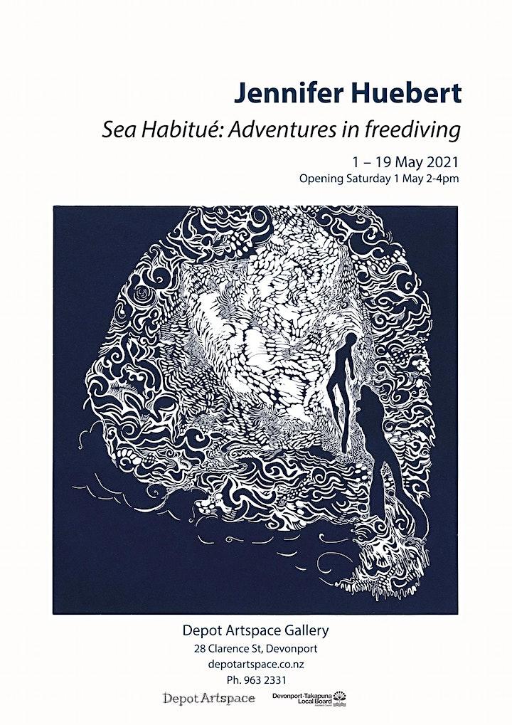 Jennifer Huebert – Sea Habitué: Adventures in freediving image