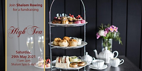 High Tea for Shalom Rowing tickets