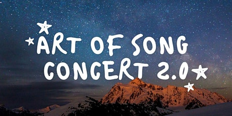 Art of Song Concert 2.0 billets