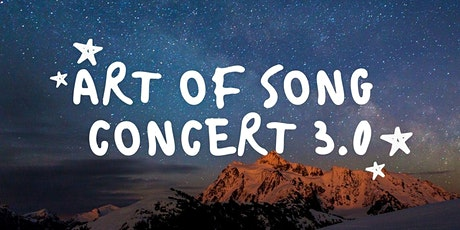 Art of Song Concert 3.0 tickets