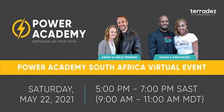 Power Academy South Africa tickets