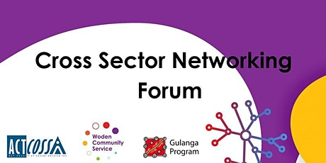 Cross Sector Networking Forum tickets