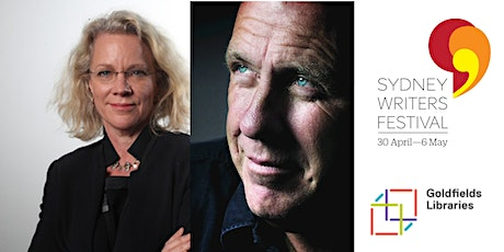 Richard Flanagan & Laura Tingle - Castlemaine SWF event tickets
