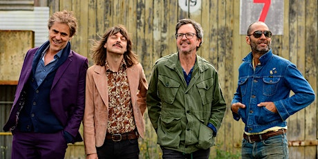 THE WHITLAMS - GAFFAGE AND CLINK 2021 tickets