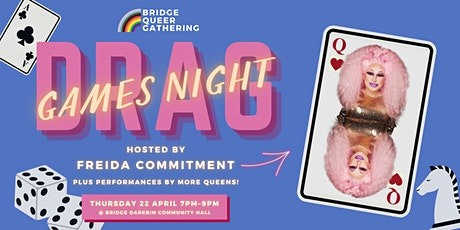 Questing Queens Games Night Live tickets