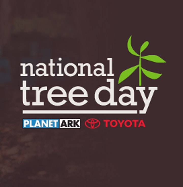 National Tree Day Community Planting event image