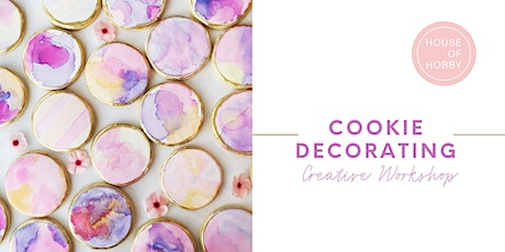 Cookie Decorating - Creative Workshop tickets