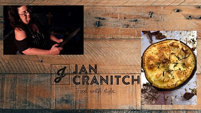 Cooking with Style - Jan Cranich tickets