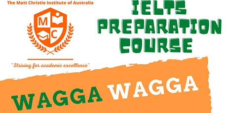 IELTS Preparation Course Wagga Wagga tickets
