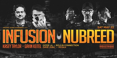 Organic Audio & Darkbeat w/ INFUSION & NUBREED tickets