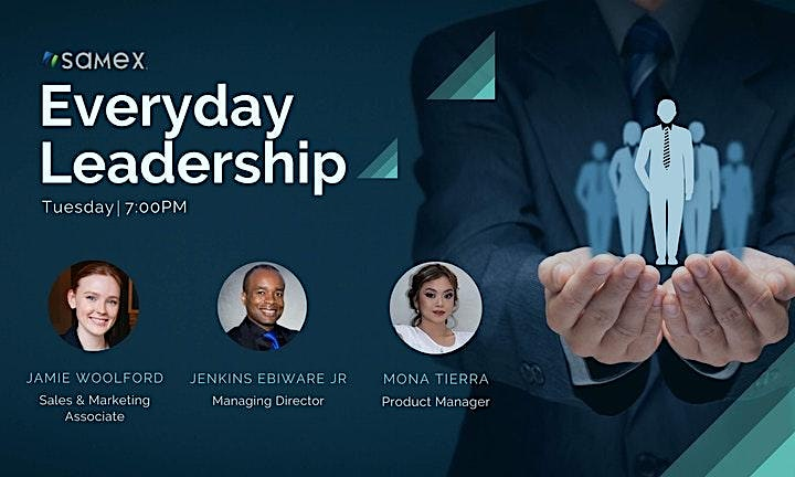 Everyday Leadership: How To Improve Your Leadership & Motivation Skills image