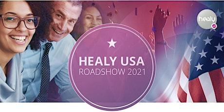Healy World Roadshow 2021 Business and Development tickets