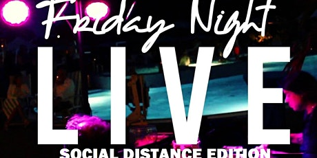 Friday Night Live Social Distance Party Cruise tickets