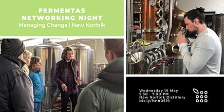 Fermentas Networking Night | New Norfolk Distillery tickets