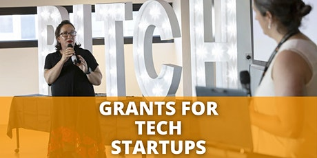 MVP Grants: Matched funding for entrepreneurs tickets