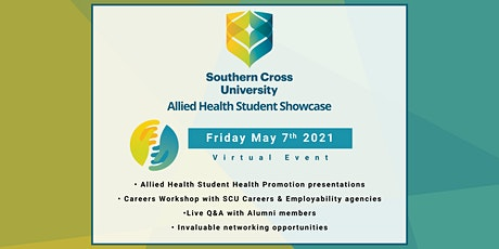 Southern Cross University Allied Health Student Showcase tickets