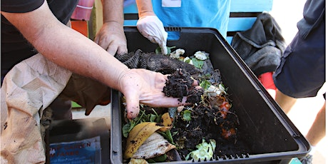 Free  Composting and Worm Farming Workshop tickets