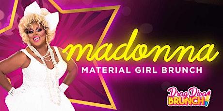 Madonna Drag Diva Brunch Brooklyn tickets
