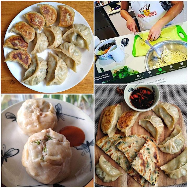 Family Fun Dumplings Masterclass image