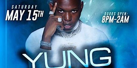 Yung bleu Live tickets