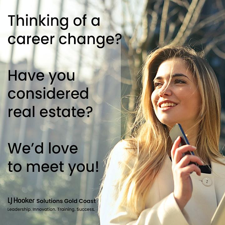 LJ Hooker Solutions Gold Coast Recruitment Evening image