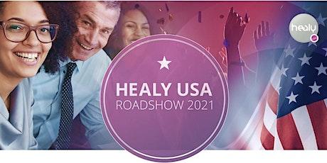 Healy World Roadshow 2021 Business Development tickets