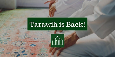 MCWAS Sisters 1st Isha and Tarawih Salah 14th April 2021 at 9:30 PM tickets