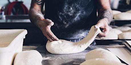 Sourdough Bread classes with The Bread Social tickets