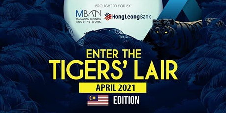 ENTER THE TIGERS' LAIR - ONLINE tickets