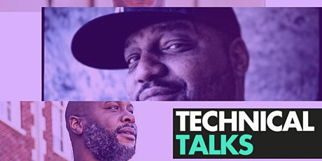 Technical Talks Presents: Comedy and War with Aries Spears! tickets