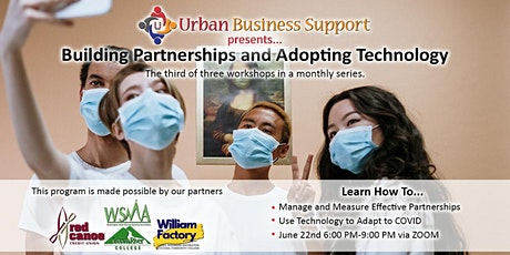 Building Partnerships and Adopting Technology tickets