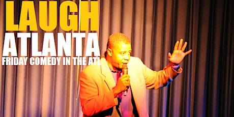 Laugh ATL presents Funny Friday @ Oak Atlanta tickets