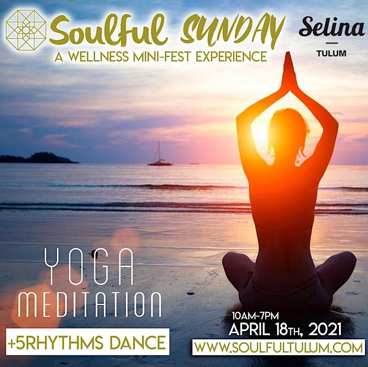 Soulful Sunday @ Selina | Tulum image