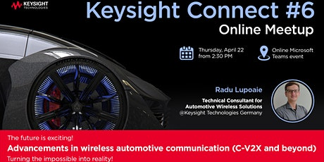 Advancements in Wireless Automotive Communication (C-V2X and beyond) tickets