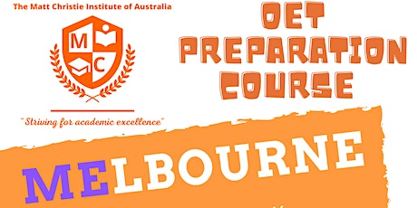 OET Melbourne 10 Week Challenge tickets