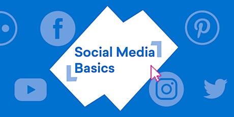 Social Media Basics @ Glenorchy Library tickets