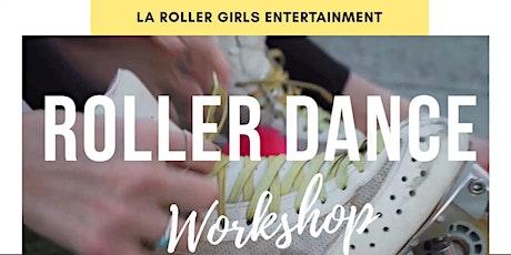 APRIL - Roller Dance Zoom Workshop tickets