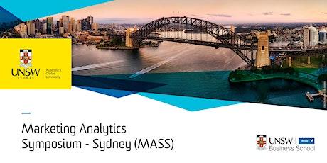 2021 Marketing Analytics Symposium - Sydney (MASS) tickets