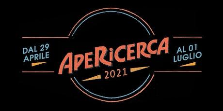 APERICERCA - 3 giugno 2021 - Un microbiota per amico biglietti