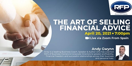 Art of Selling Financial Advice tickets