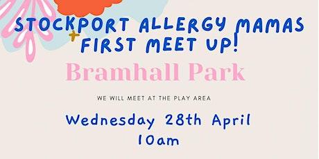 Stockport Allergy Mamas meet up tickets