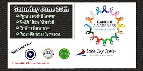 Cancer Awareness Benefit Show tickets